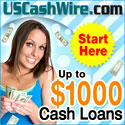 USCashWire.com Cash Loans Online Application